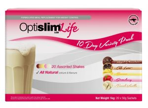 Optislim Life 10 Day Variety Pack Weight Loss OptiSlim