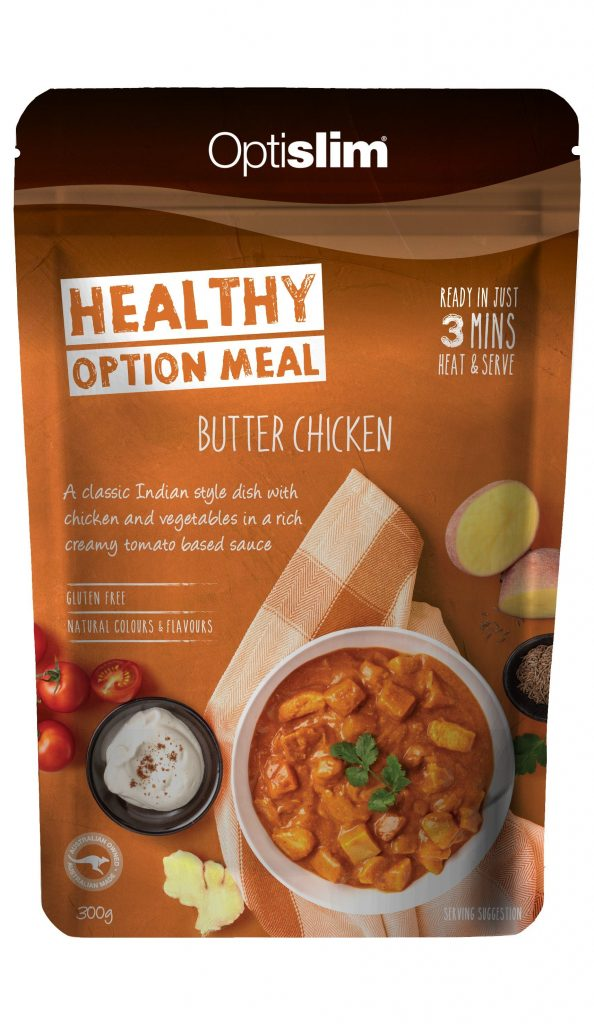 Healthy Option Meal Butter Chiken