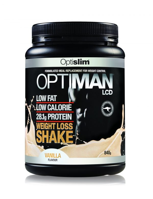 Optiman Valilla Shake