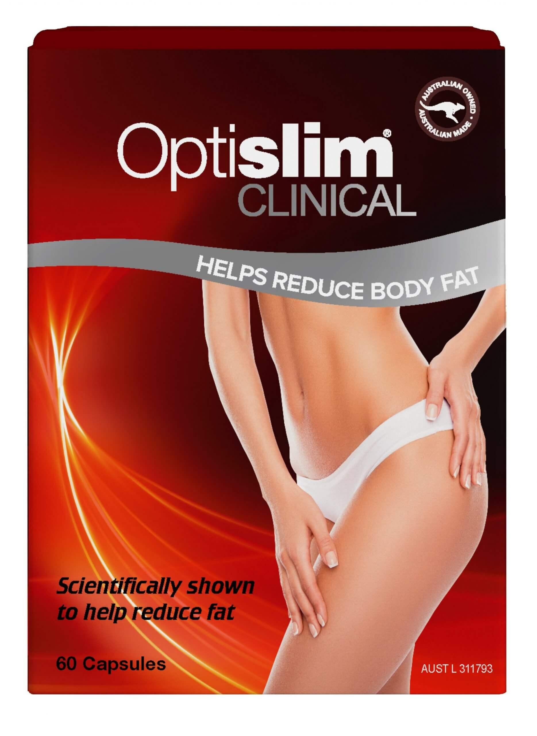 Optislim Clinical Caps
