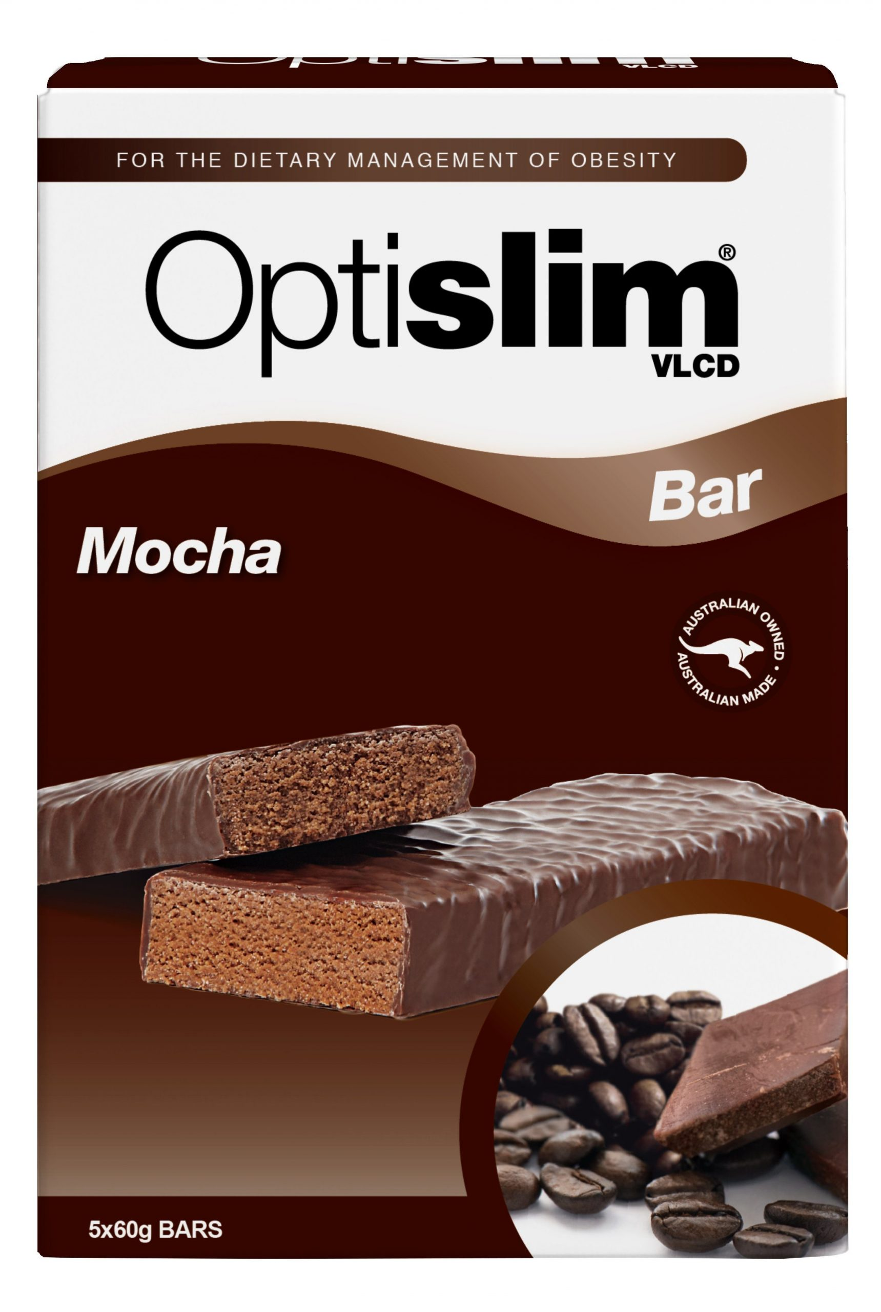 Optislim Mocha Bar