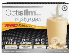 Optislim Platinum Banana Render
